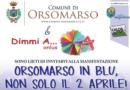 """""""Orsomarso in blu, non solo il 2 aprile"""" con Amaurys Pérez"""