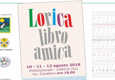 Lorica libro amica 2018