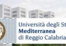 """UNIVERSITA' MEDITERRANEA, MASTER DI II LIVELLO IN """"VALUTAZIONE E PIANIFICAZIONE STRATEGICA DELLA CITTÀ E DEL TERRITORIO"""""""