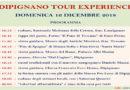 TIPICITÀ, ARTI E TRADIZIONI NATALIZIE NEL DIPIGNANO TOUR EXPERIENCE