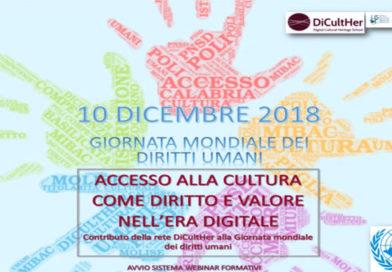 Accesso alla Cultura come Diritto e Valore nell'Era Digitale