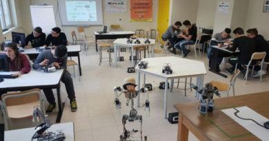 """L'Istituto Tecnico Industriale """"A. Monaco""""guarda al futuro dellaMeccatronica"""