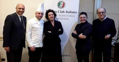 Lo chef Michele Rizzo premiato con la Buona Cucina