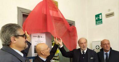 """L'ITI MONACO DI COSENZA INAUGURA IL MUSEO-LABORATORIO DI ELETTROTECNICA """"ETTORE LOIZZO"""""""