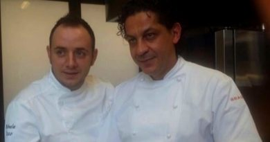 Lo chef Francesco Mazzei esalta sul Financial Times la cucina del Ristorante Agorà di Rende