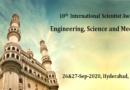 """INDIA. L'ingegnere Giulia Fresca è la prima personalità europea a ricevere il prestigioso riconoscimento """"International Scientist Awards on Engineering, Science, and Medicine""""."""