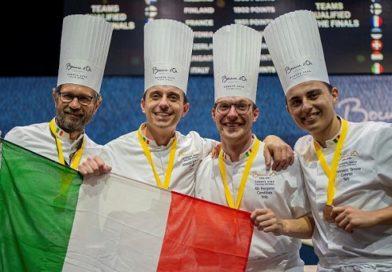 Con lo chef calabrese Lorenzo Alessio l'Italia si qualifica per la finale mondiale del Bocuse d'Or 2021 di Lione
