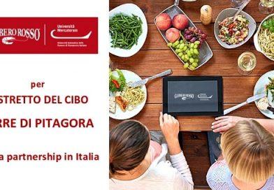 """Prima partnership in Italia tra Universitas Mercatorum e Distretto del Cibo """"Terre di Pitagora"""