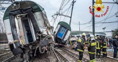 """Disastro ferroviario di Pioltello. MDC si costituisce parte civile nel processo di Milano contro RFI e lancia l'allarme sicurezza:"""" pochi i soldi del PNRR per il potenziamento delle reti ferroviarie regionali"""""""